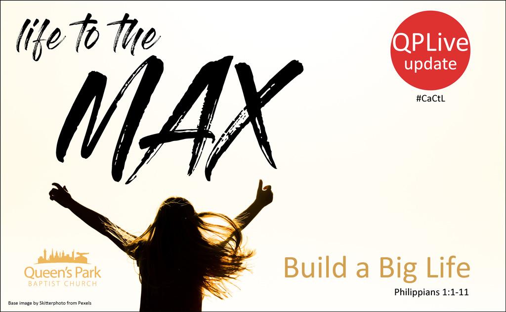 Build a Big Life