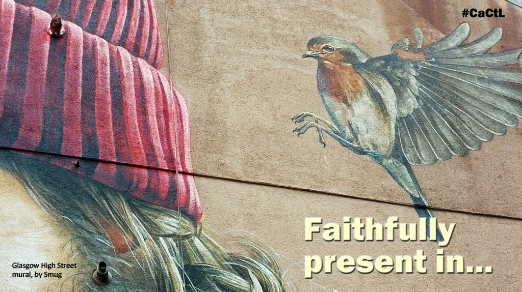 Faithful Present – What goes bump in the night?